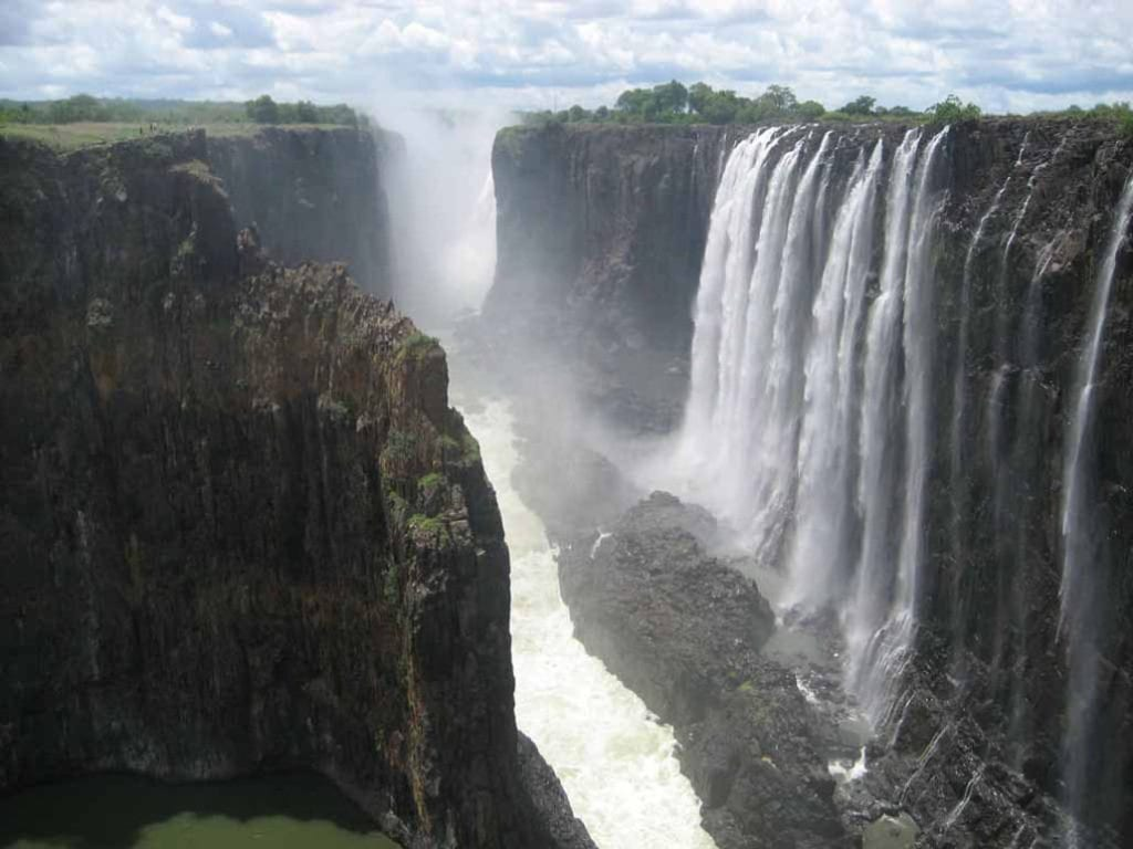 Водопад - Виктория