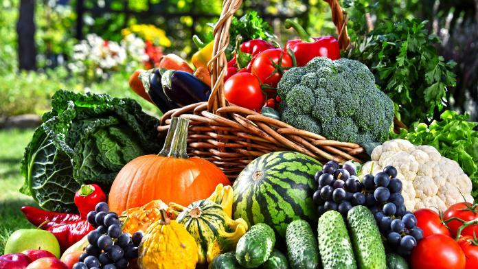 Урожай плодовых культур