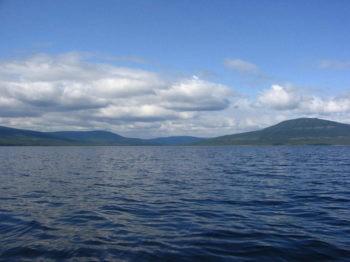 Озеро Виви