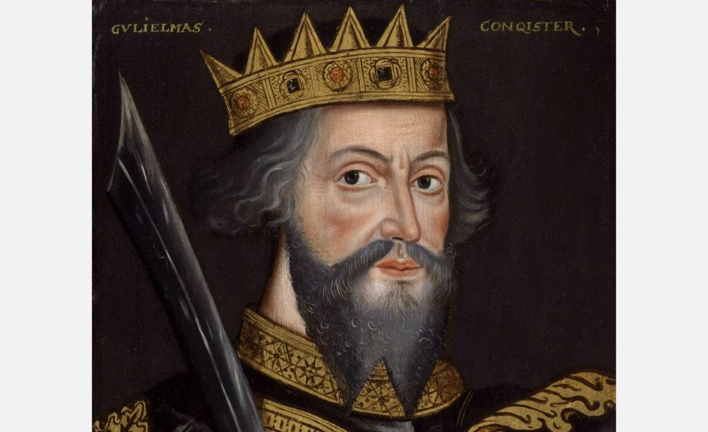 Вильгельм I Завоеватель стал королём Англии в 1066 году