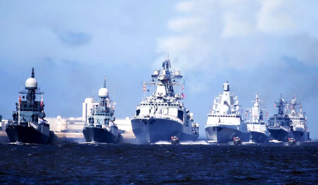 ВМФ России в наши дни