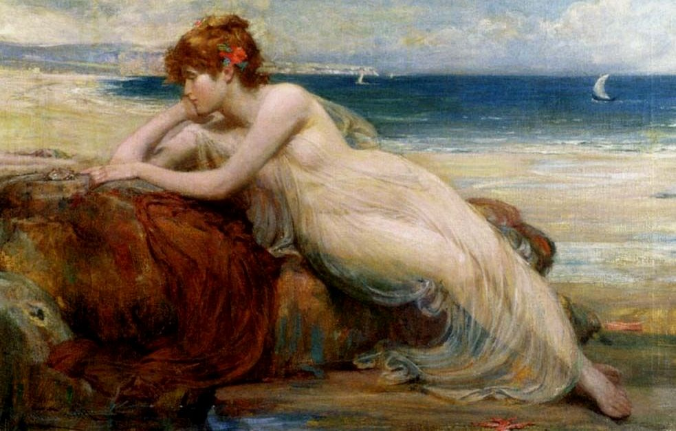 Богиня любви Венера