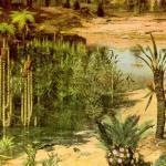 Какие растения самые древние, а каким обязательно нужна компания?
