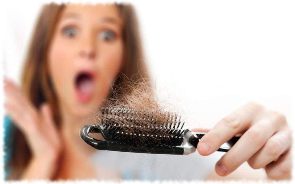 Выпадают волосы на голове