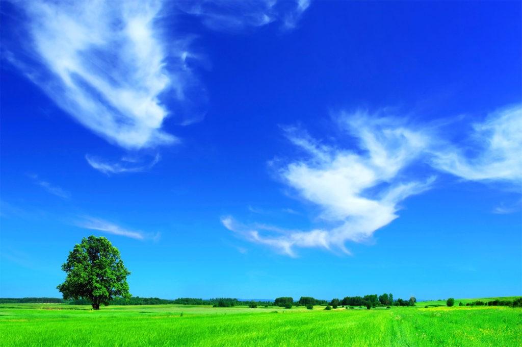 Хоть мы и не ощущаем воздух, он состоит из молекул, как любое тело