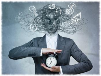 Субъективное чувство времени не однородно