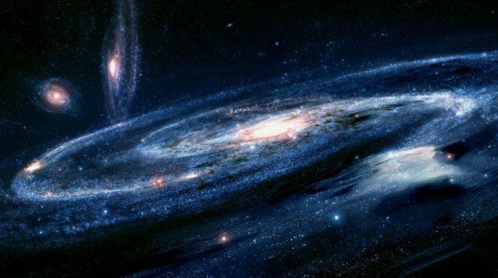 Один из вариантов представления вселенной