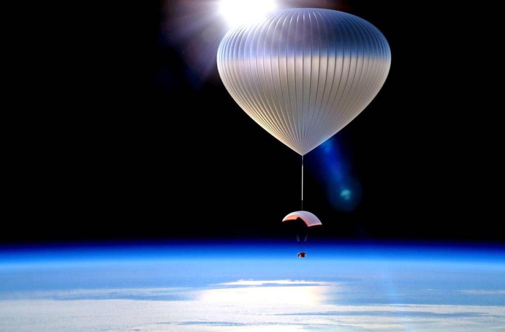 Высотный воздушный шар