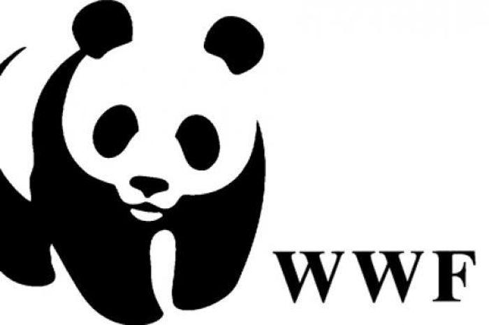 Эмблема WWF - всемирного фонда дикой природы