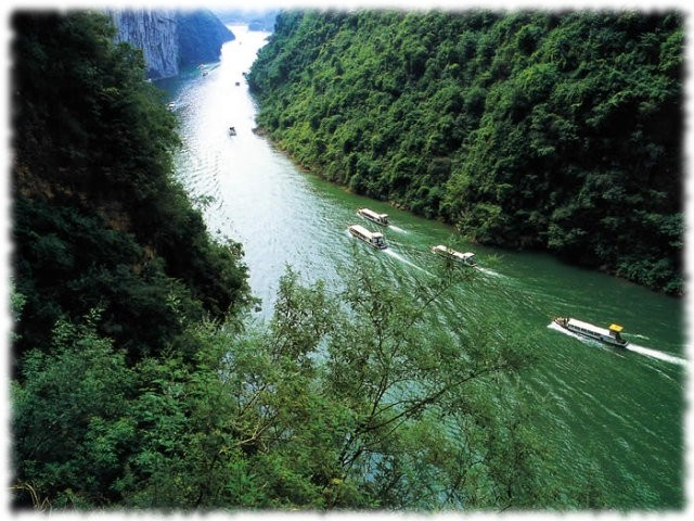 Река - Янцзы