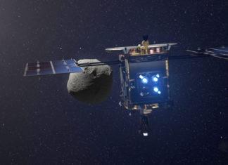 «Хаябуса-2» привезет на Землю образец астероида Рюгу
