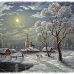 Почему зимой день короче (рано темнеет)?