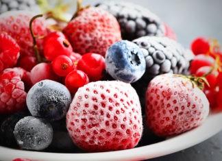 Сохраняются ли витамины в ягодах и фруктах при заморозке?