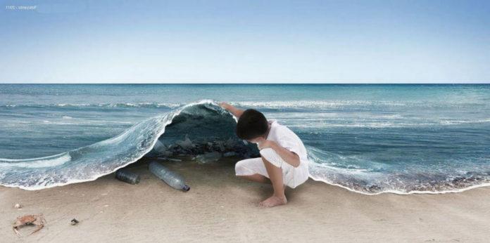 Загрязнение морей и океанов