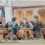 Почему с заседаний американских судов нет видео и фотографий, а есть зарисовки?