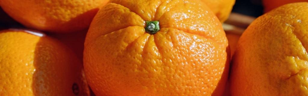 Звездочка в апельсине