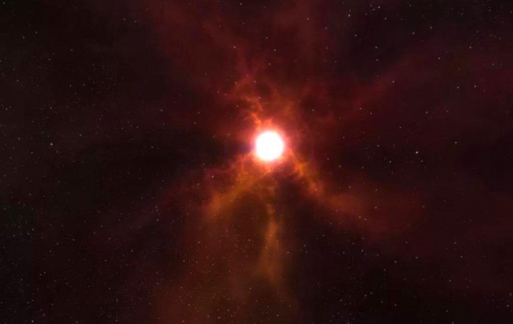 Звезда типа Вольфа-Райе