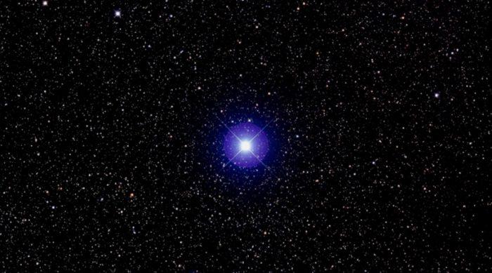 Звезда Альциона