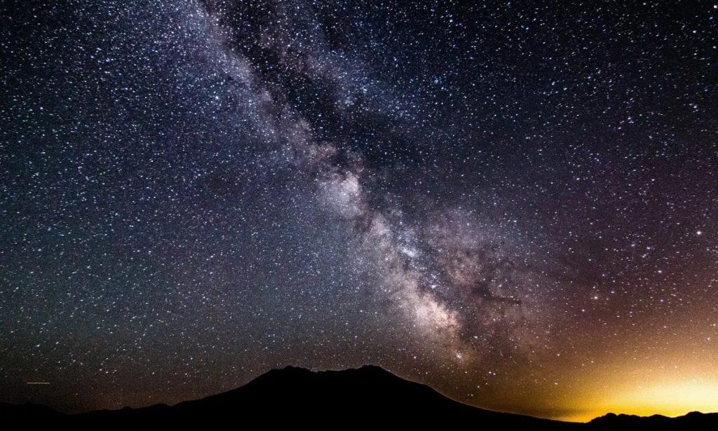 В состав Млечного Пути входят миллиарды звезд